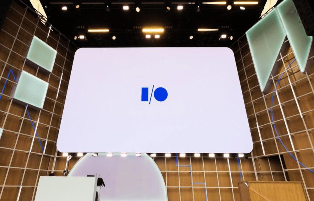 Google IO 2019
