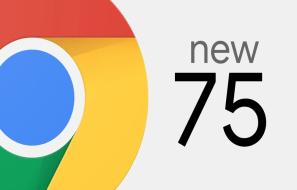 Chrome 75