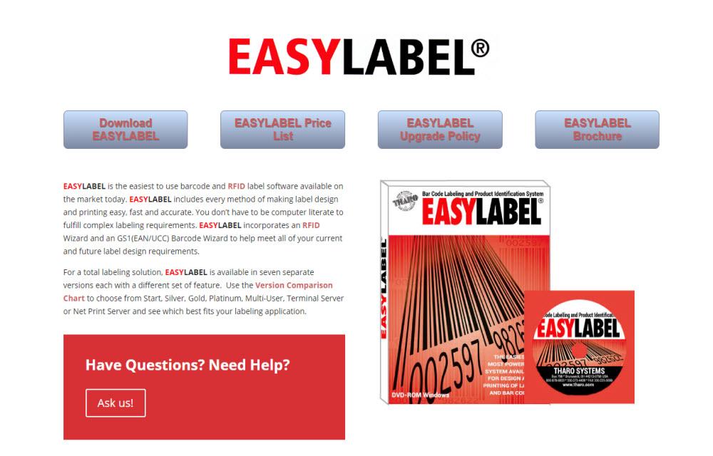 Easy Label