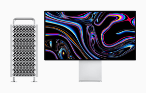 Mac Pro and Pro XDR display