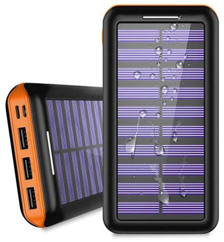 ALLSOLAR 24,000mAh Solar Power Bank