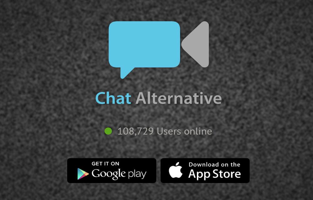 Chat alternative Chatroulette
