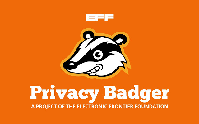 Disabling Privacy Badger extension