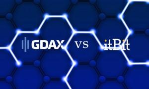 Exchange Comparison of GDAX vs itBit