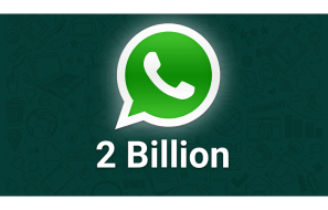 WhatsApp at 2 Billion
