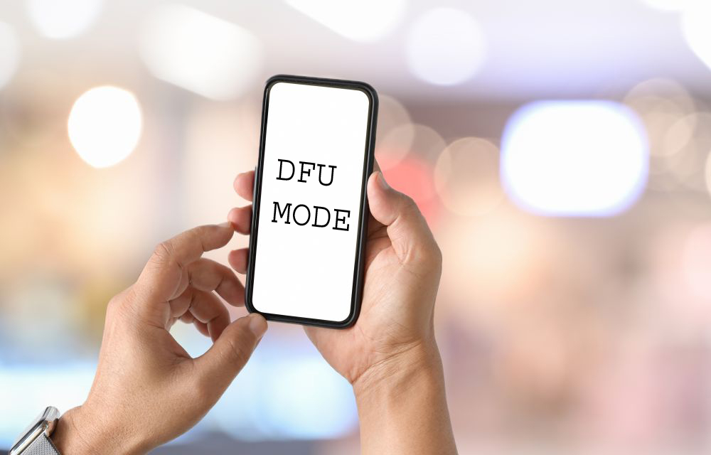 How to Put Your iPhone/iPad into DFU Mode For Recovery
