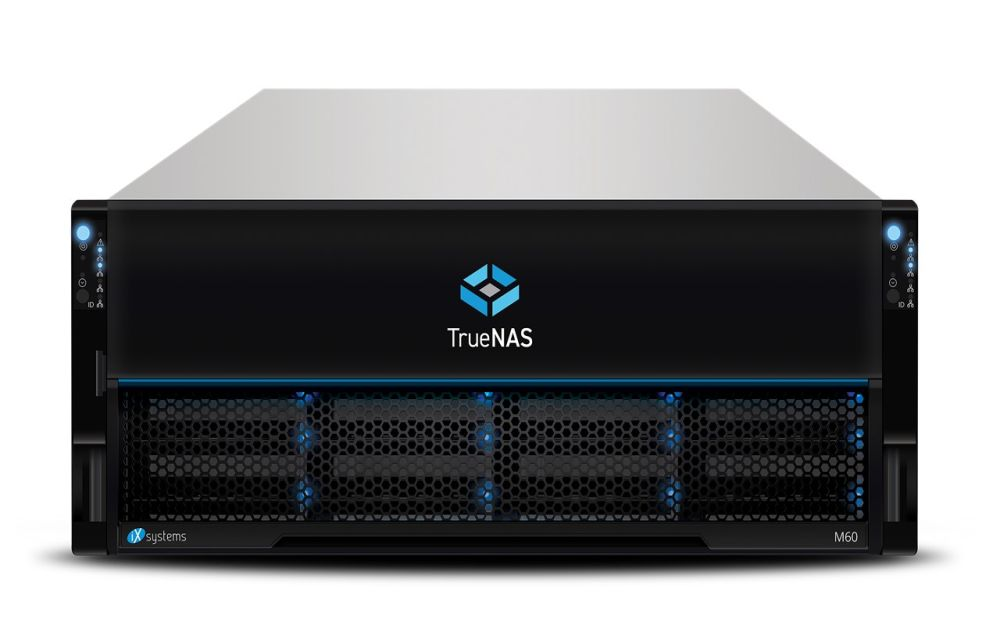 iXsystems TrueNAS M60 Picture