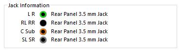 Jack Information