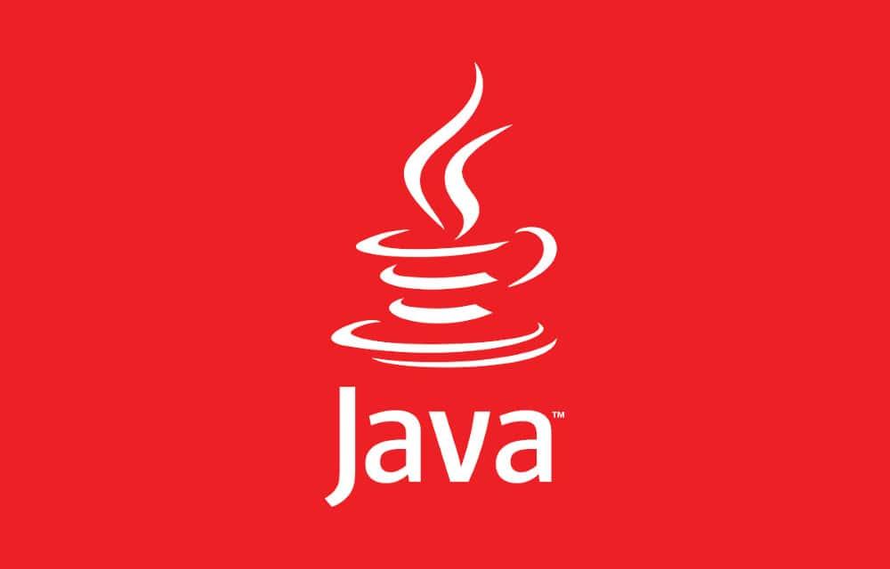 Update Java on Windows 10