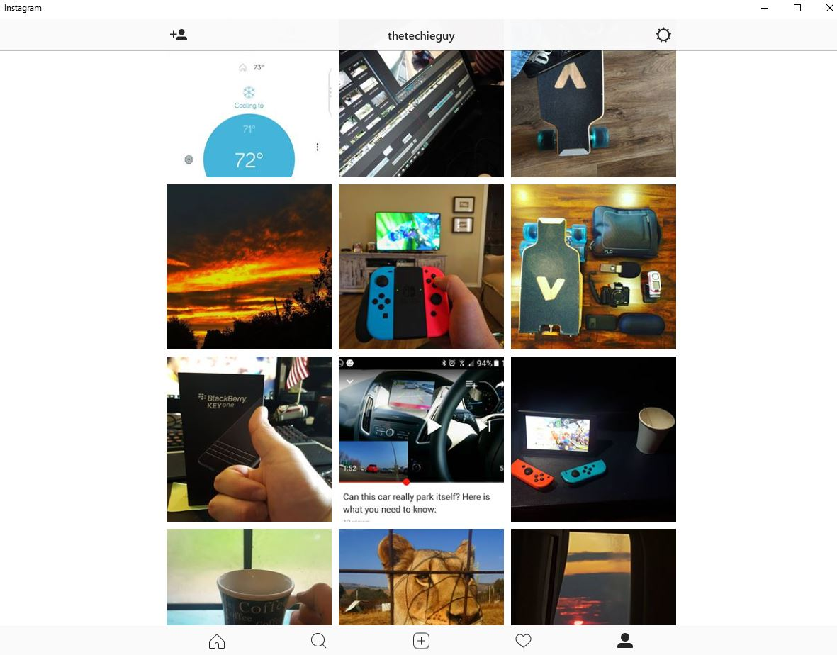 How to upload images to Instagram from desktop