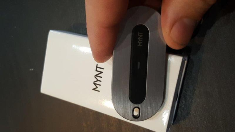 MYNT will not just ensure you never lose your stuff but will also alert you if someone tries to take it!