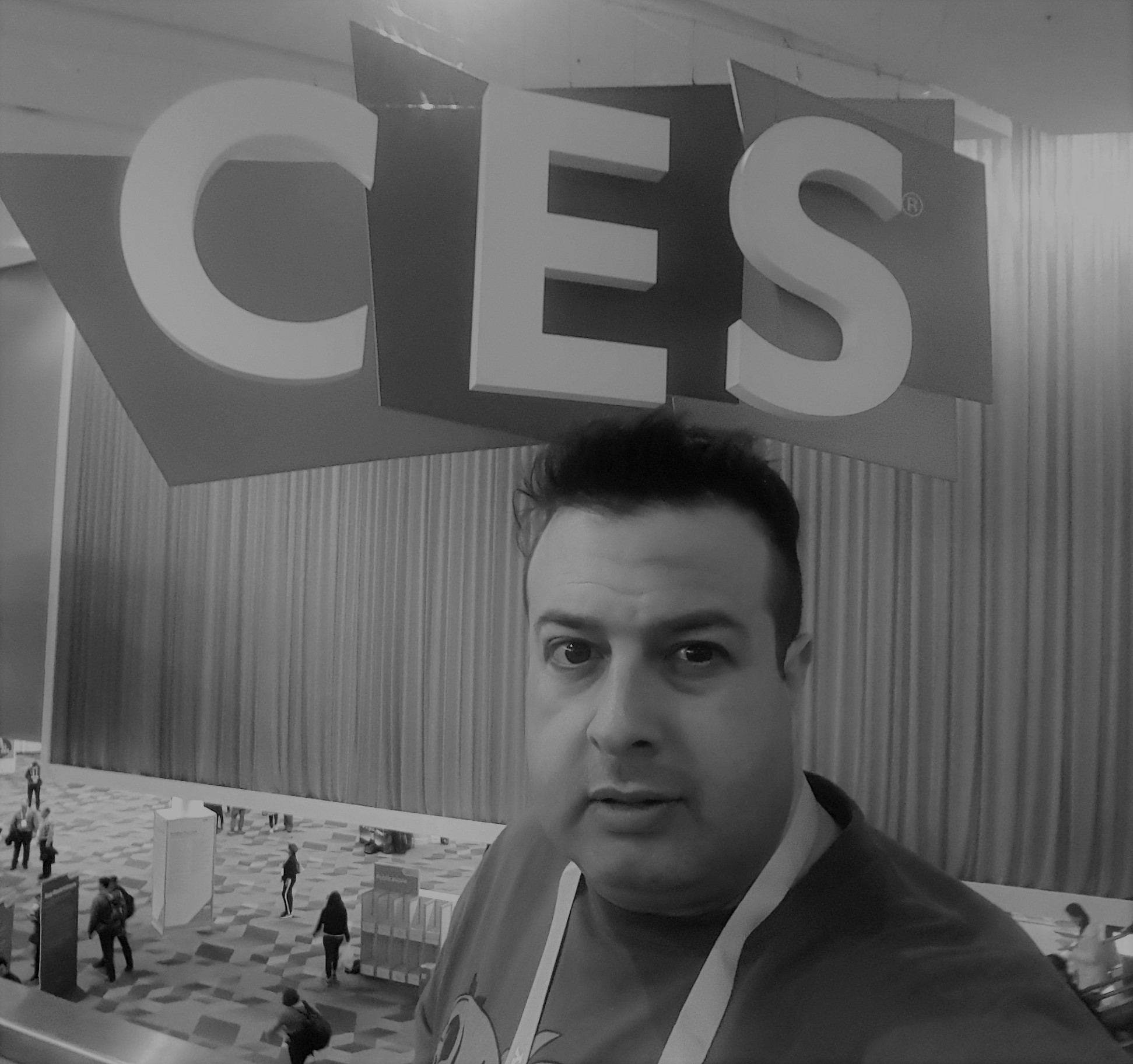why I left CES irritated and frustrated