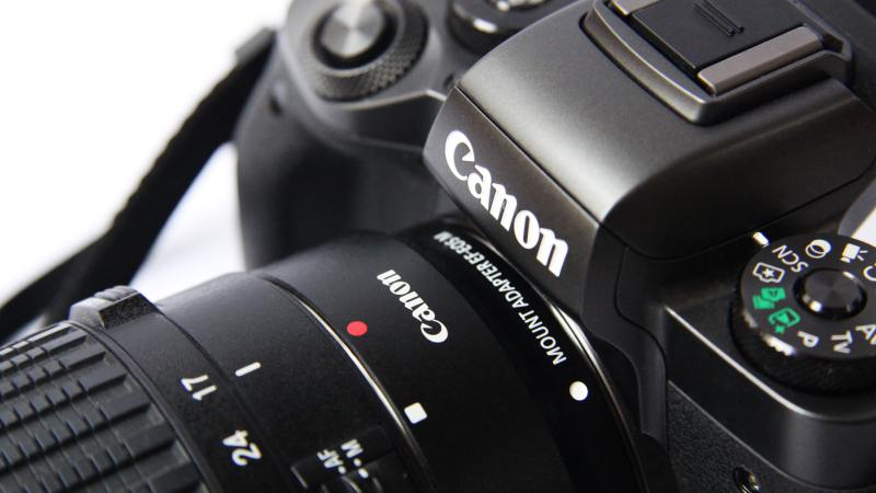 Canon is ready for the trend of budding photographers, YouTubers and Twitch Streamers