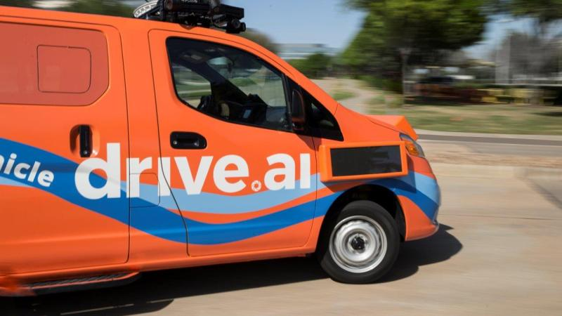 Drive.ai launches a self-driving car service in Frisco, Texas