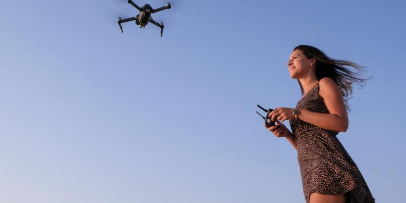 drones that follow you