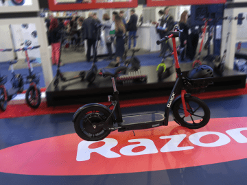 Razo EcoSmart Scooter from CES 2019