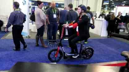 Razor EcoSmart Scooter Sit On