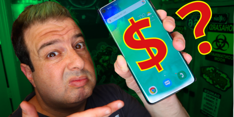 Should you buy the samsung galaxy s10