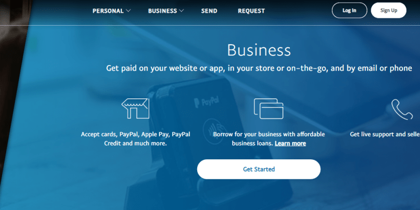 paypal business policy updates