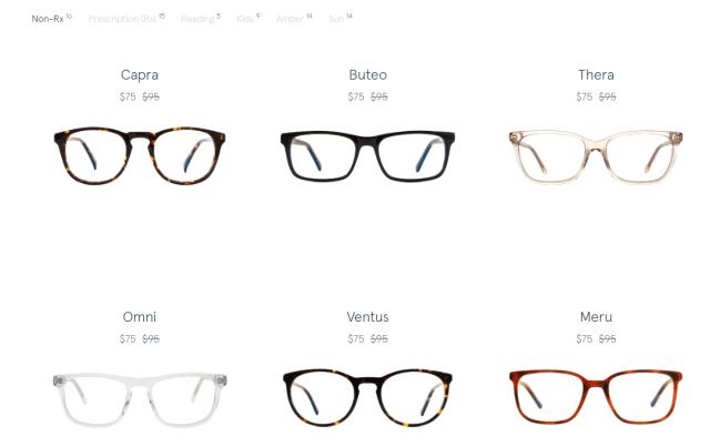 pixeleyewear glasses