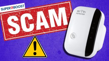 Superboost WiFi Booster Scam