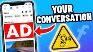 Is your phone listening?