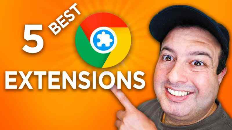 Powerful Chrome Extensions I Bet You Don't Know About