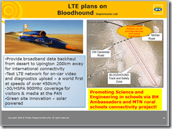 MTN customer expeirence - LTE Bloodhound