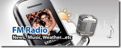 Samsung Pusha phone FM Radio