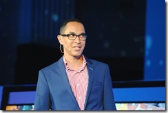 Randall Abrahams, Managing Director, Universal Music South Africa