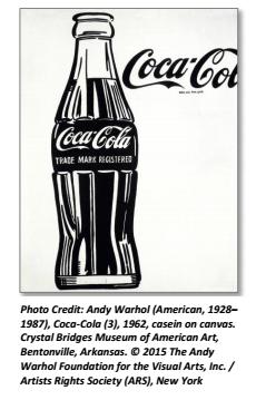 Pop Culture Icon, Design Muse, and Movie Star: The Coca