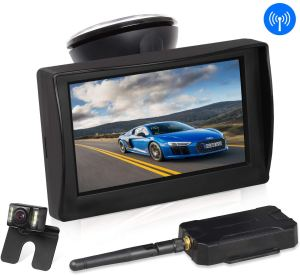 AUTO-VOX W1 Wireless Backup Camera Monitor Kit