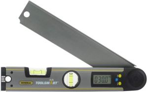 General Tools TS02 ToolSmart Bluetooth Connected Digital Angle Finder-Protractor-Level
