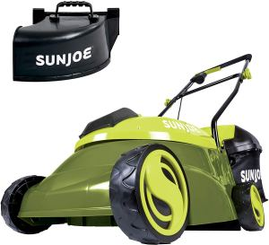 Sun Joe MJ401C-PRO 14-Inch Cordless Push Lawn Mower