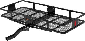 CURT 18153 500 Hitch Cargo Carrier