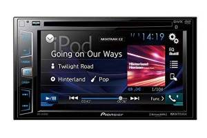 Pioneer AVH-X2800BS In-Dash DVD Receiver Review