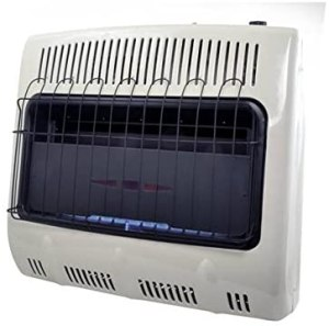 Mr Heater Corporation Vent Free Natural Gas Garage Heater