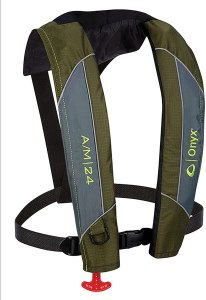 Onyx 132000-400-004-18 A/M-24 Series Inflatable Life Vest