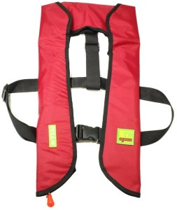 SafeMax Top Safety Adult Inflatable Life vest