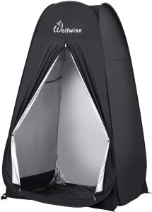 WolfWise Shower Tent for Camping