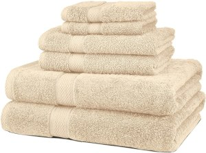 Pinzon Egyptian Bath Towel Set