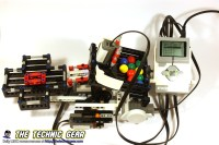 Mindstorms EV3 Color Sorter MOC - LEGO Reviews & Videos