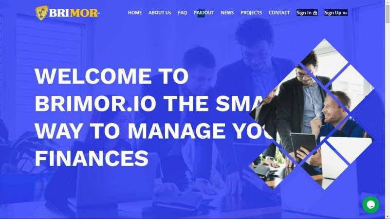 brimor homepage
