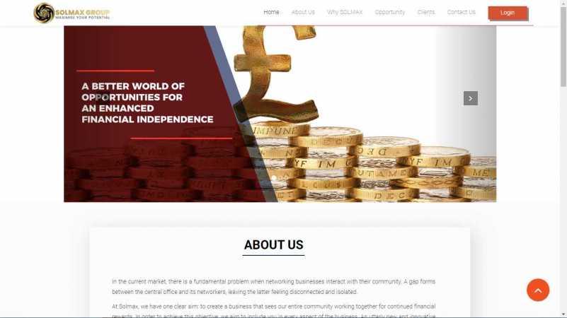 solmaxglobal homepage