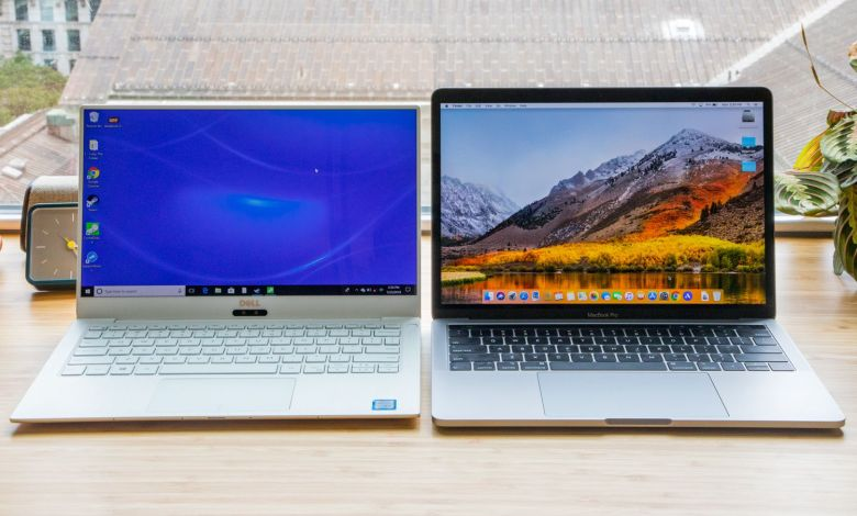 MacBook Air (2020) vs. Dell XPS 13(2020): Which Ultra-Thin Laptop Wins?