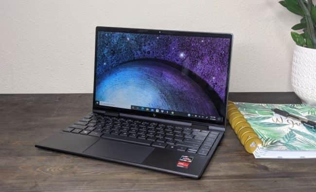 HP Envy x360 vs Dell XPS 13