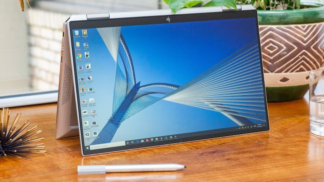 Beautiful, powerful and flexible, the HP Spectre x360 is the best 2-in-1 college laptop for students.