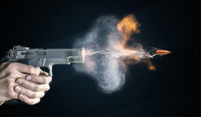 जमीन विवाद को लेकर चल रही पंचायत में भाई ने अपने बड़े भाई को मारी गोली – Satya khabar india | Hindi News | न्यूज़ इन हिंदी | Breaking News in Hindi