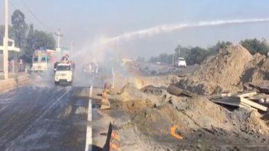 Photo of दिल्ली कूच करने पर अड़े किसानों का पानीपत के समालखा से आगे हल्दाना बॉर्डर पर पुलिस से टकराव, तनाव का माहौल – Satya khabar india | Hindi News | न्यूज़ इन हिंदी | Breaking News in Hindi
