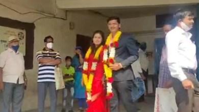 Photo of मुलगा IFS अधिकारी, मुलगी STI, सामाजिक संदेश देत केले 'अशा' पध्दतीने लग्न